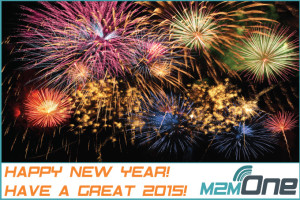 Happy New Year from M2M One