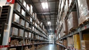IoT in our warehouses