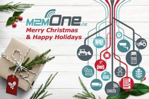 M2M One NZ - Merry Christmas